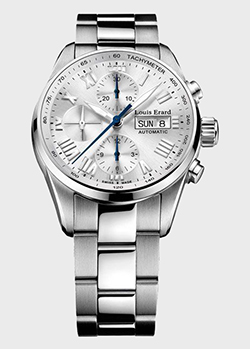 Часы Louis Erard Heritage Chrono 78102 AA01.BDC21, фото