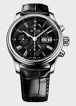 Часы Louis Erard Heritage Chrono 78259 AA22.BDC02, фото