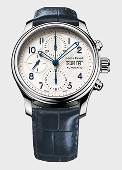 Часы Louis Erard Heritage Chrono 78269 AA05.BDC37, фото