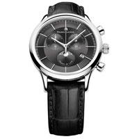 Часы Maurice Lacroix Les Classiques Phase De Lune Chrono LC1148-SS001-331, фото