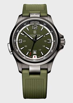 Часы Victorinox Swiss Army Night Vision Rubber V241595, фото
