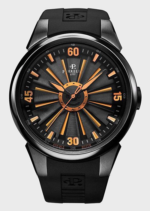 Часы Perrelet Turbine Fire A8008-1, фото