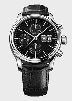 Часы Louis Erard Heritage Chrono 78269 AA12.BDC02, фото