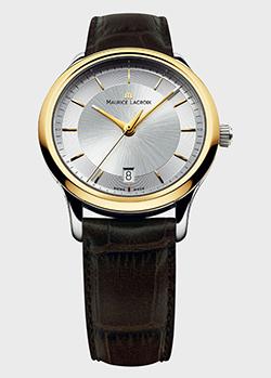 Часы Maurice Lacroix Les Classiques Gents date LC1237-PVY11-130, фото