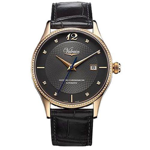 Часы Vulcain Golden Heritage 510519.111LD, фото