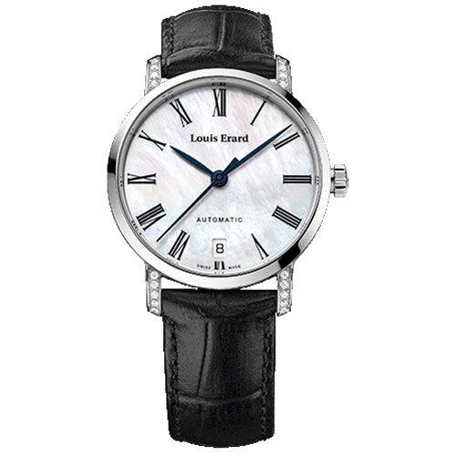 Часы Louis Erard Excellence Date 68235 CS04.BDC62, фото