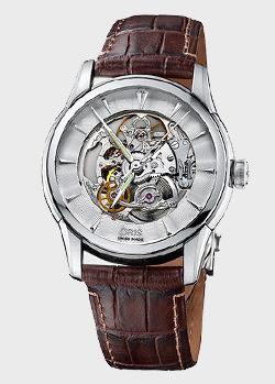 Часы Oris Artelier Skeleton 734.7670.40.51 LS, фото