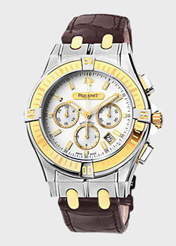 Часы Pequignet Moorea Triomphe Chrono Pq4512438cg, фото