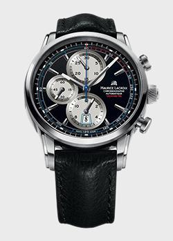Часы Maurice Lacroix Pontos Chronographe Retro PT6288-SS001-330, фото