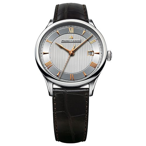 Часы Maurice Lacroix Masterpiece Date MP6407-SS001-110, фото