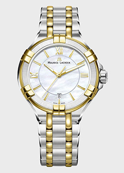 Часы Maurice Lacroix Aikon AI1006-PVY13-160-1, фото