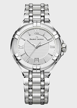 Часы Maurice Lacroix Aikon AI1006-SS002-130-1, фото