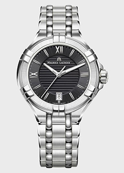 Часы Maurice Lacroix Aikon AI1006-SS002-330-1, фото
