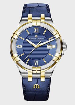 Часы Maurice Lacroix Aikon AI1008-PVY11-432-1, фото
