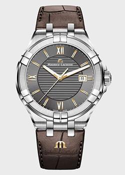 Часы Maurice Lacroix Aikon AI1008-SS001-333-1, фото