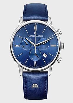 Часы Maurice Lacroix Eliros Chronograph EL1098-SS001-410-1, фото