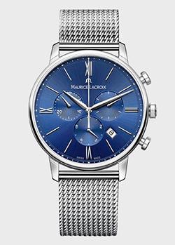 Часы Maurice Lacroix Eliros Chronograph EL1098-SS002-410-1, фото