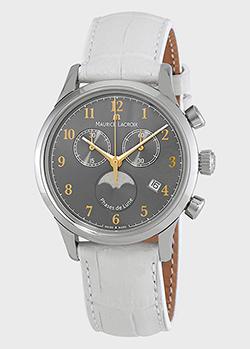 Часы Maurice Lacroix Les Classiques Chronograph LC1087-SS001-821, фото