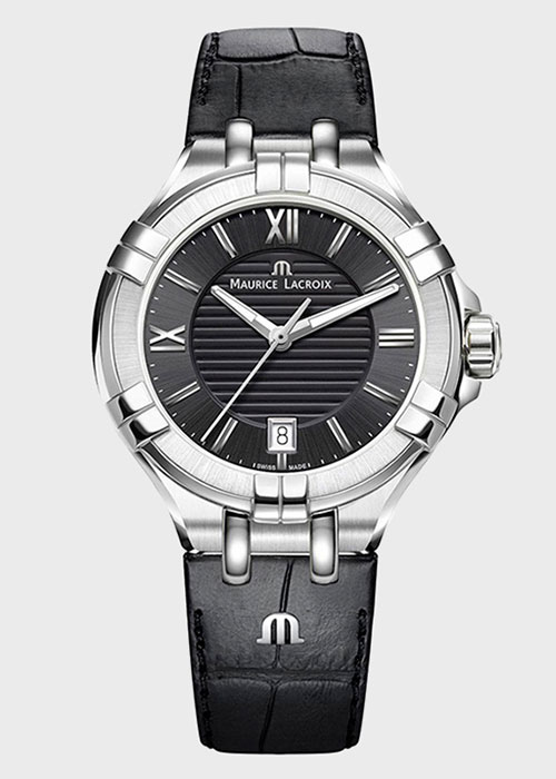 Часы Maurice Lacroix Aikon AI1006-SS001-330-1, фото