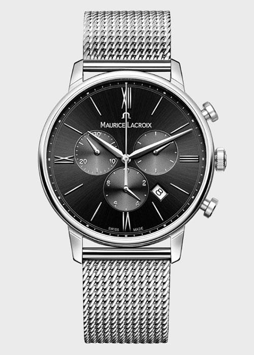 Часы Maurice Lacroix Eliros Chronograph EL1098-SS002-310-1, фото