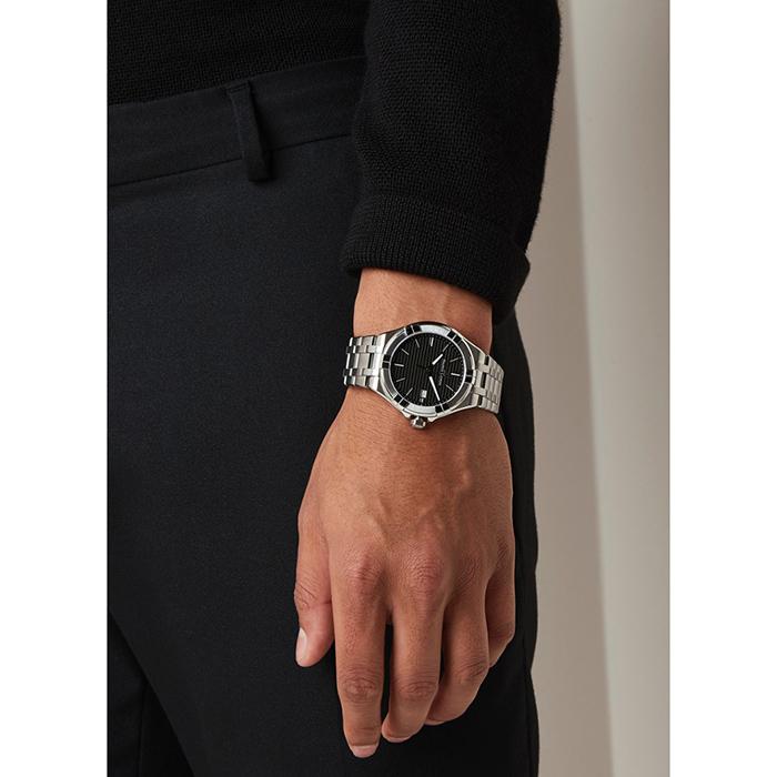 Часы Maurice Lacroix Aikon AI1008-SS002-331-1