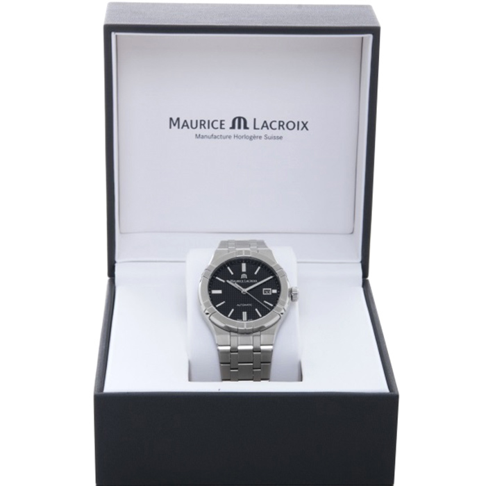 Часы Maurice Lacroix Aikon Automatic AI6008-SS002-330-1