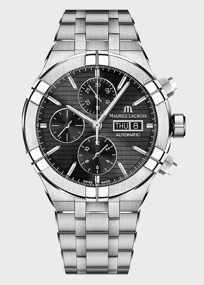 Часы Maurice Lacroix Aikon AI6038-SS002-330-1