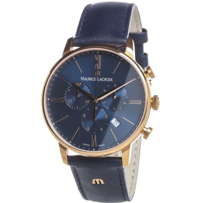 Часы Maurice Lacroix Eliros Chronograph EL1098-PVP01-411-1