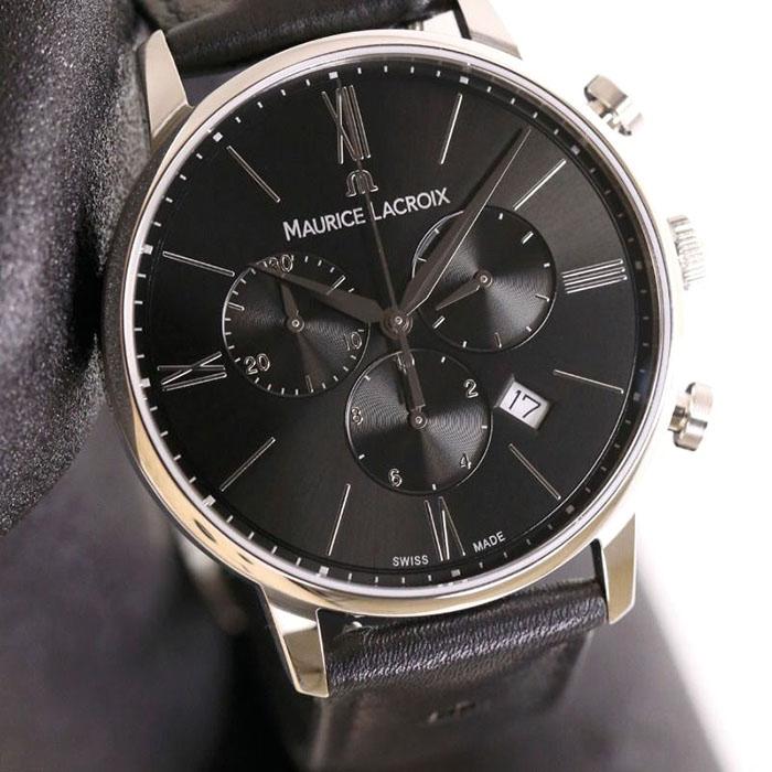 Часы Maurice Lacroix Eliros Chronograph EL1098-SS001-310-1