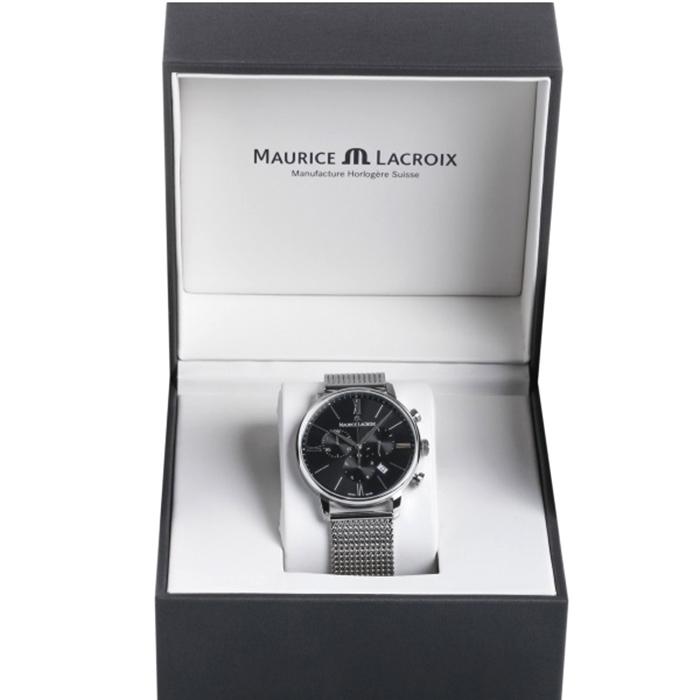 Часы Maurice Lacroix Eliros Chronograph EL1098-SS002-310-1