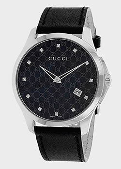 Часы Gucci G-Timeless YA126305, фото