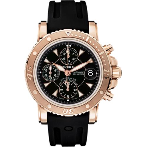Часы MontBlanc Sport Chronograph Automatic 101652, фото