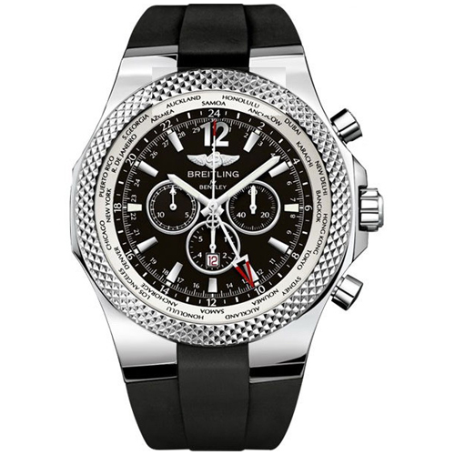 Часы Breitling Bentley GMT Chronograph A4736212-B919-210S, фото
