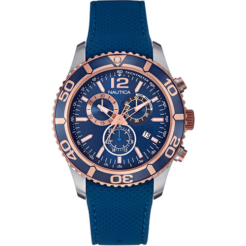Часы Nautica NST Nai16502g, фото
