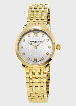 Часы Frederique Constant Slimline Mini FC-200WHDS5B, фото