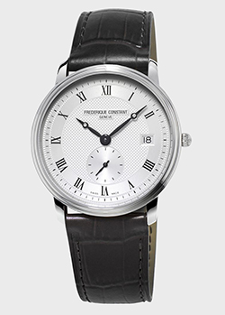 Часы Frederique Constant Slimline Gents FC-245M4S6, фото