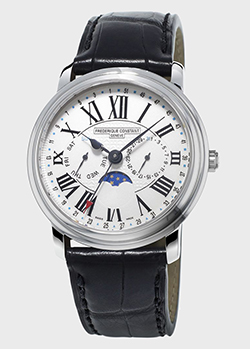Часы Frederique Constant Classics Business Timer FC-270M4P6, фото
