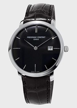 Часы Frederique Constant Slimline Automatic FC-306G4S6, фото