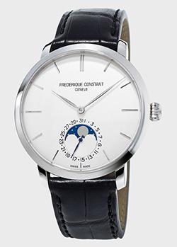 Часы Frederique Constant Manufacture Slimline Moonphase FC-705S4S6, фото