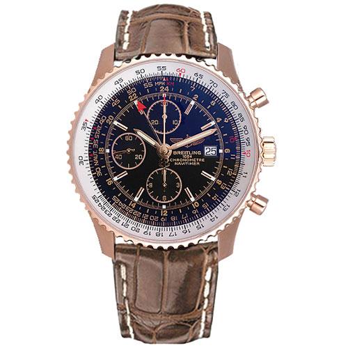 Часы Breitling Navitimer World H2432212-B928-756P, фото