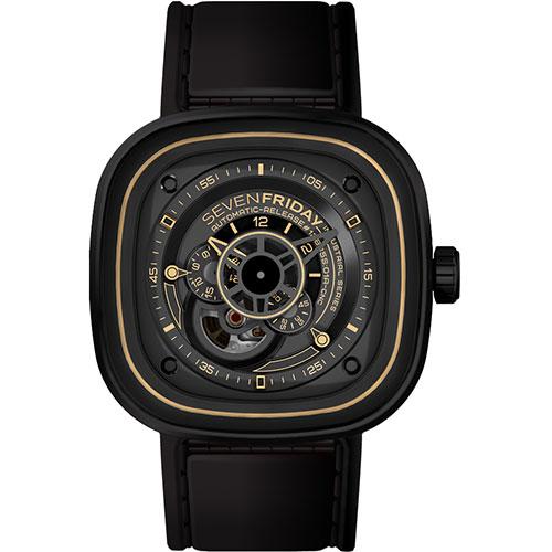 Часы Sevenfriday Industrial Revolution P2-2, фото