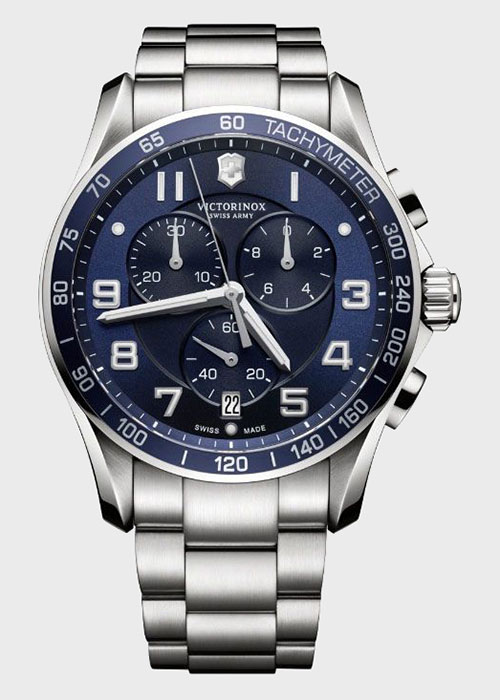 Часы Victorinox Swiss Army Chrono Classic V241652, фото