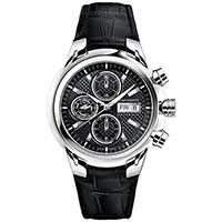 Часы Davidoff Velero Clou de Paris Pattern Chronograph 20845, фото
