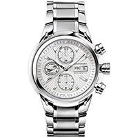 Часы Davidoff Velero Clou de Paris Pattern Chronograph 20848, фото