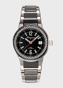 Часы Salvatore Ferragamo F-80 Fr54mba9109 s789, фото