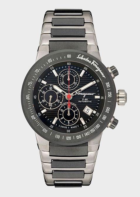 Часы Salvatore Ferragamo F-80 Fr55lca78909s789, фото