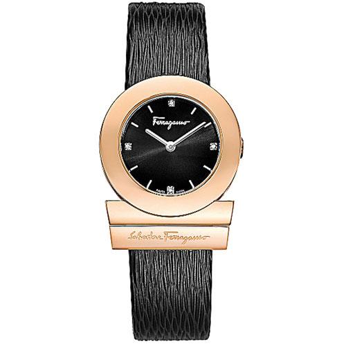 Часы Salvatore Ferragamo Gancino Fr56sbq5059 s009, фото