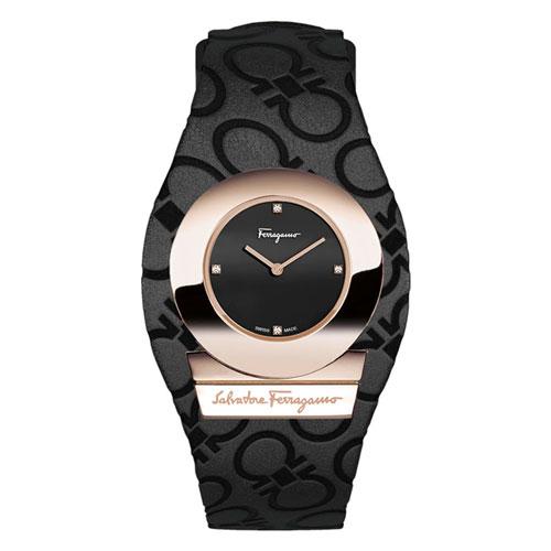 Часы Salvatore Ferragamo Gancino Fr61sbq5009is009, фото