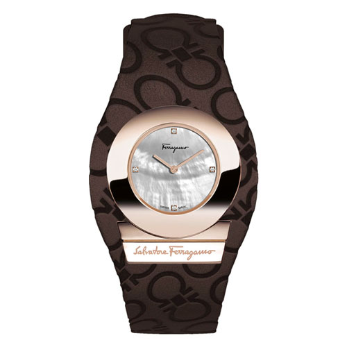 Часы Salvatore Ferragamo Gancino Fr61sbq5091is497, фото