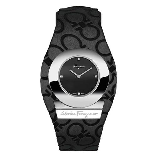Часы Salvatore Ferragamo Gancino Fr61sbq9909is009, фото